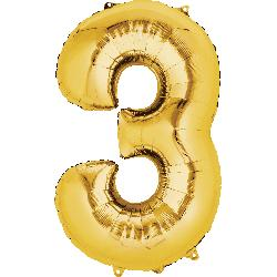 gold-foil-balloon--number-3