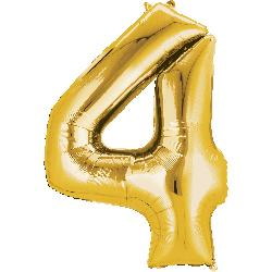 gold-foil-balloon--number-4