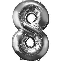 silver-foil-balloon--number-8