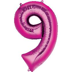 pink-foil-balloon--number-9