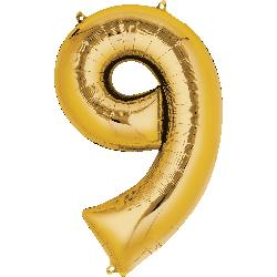 gold-foil-balloon--number-9