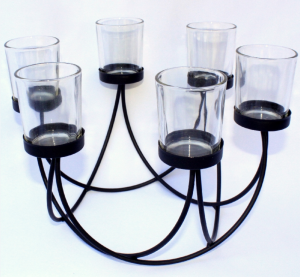 round-candle-holder