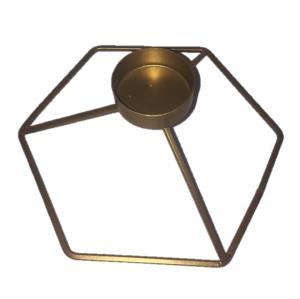 gold-hexagon-candle-holder-