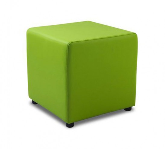 lime-green-cube-ottoman