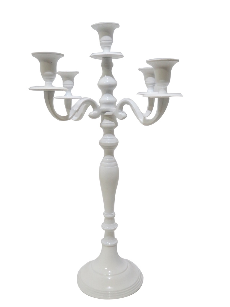 white-candleabra