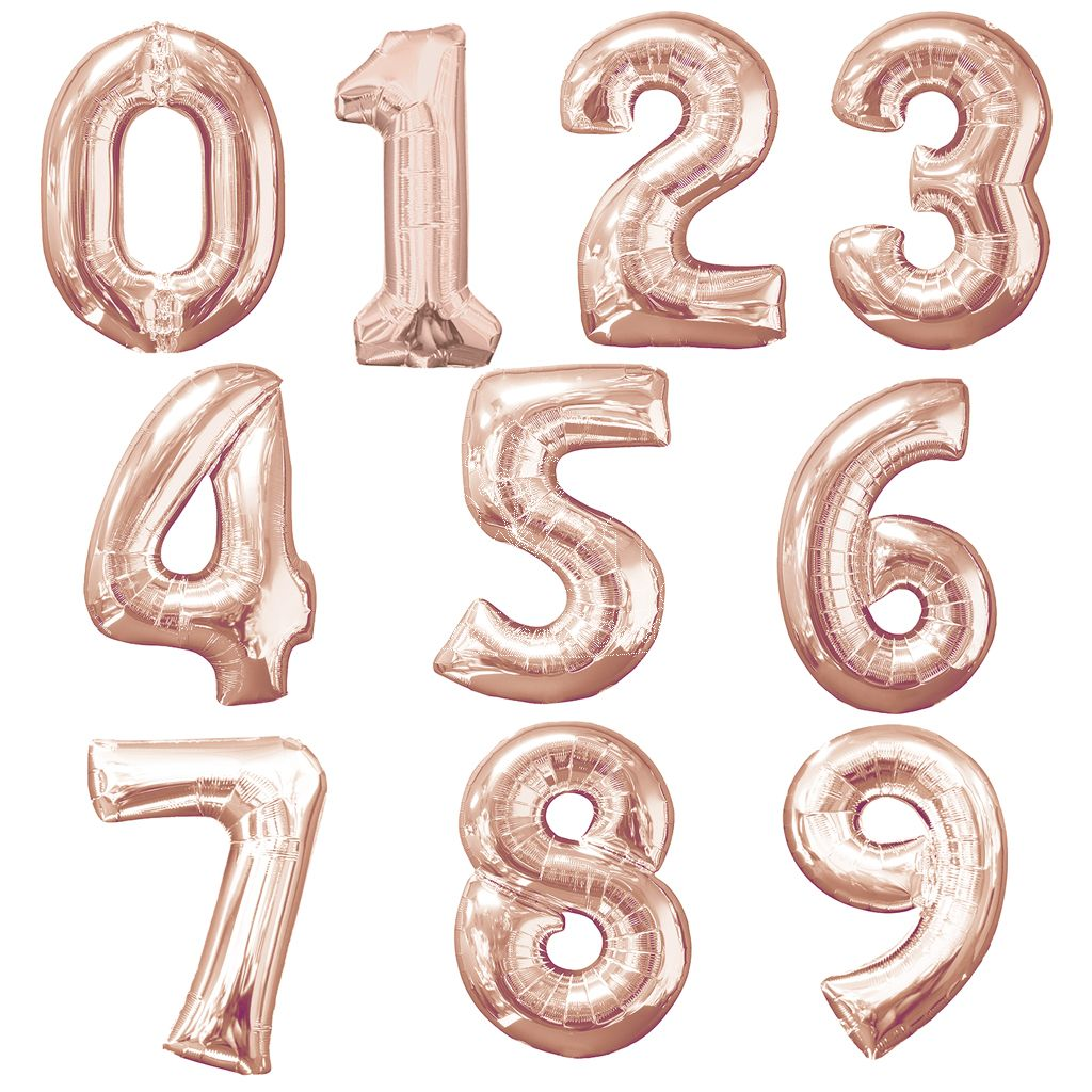 giant-number-balloons--rosegold