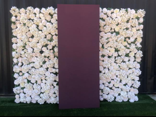 silk-flower-wall-with-1-panel